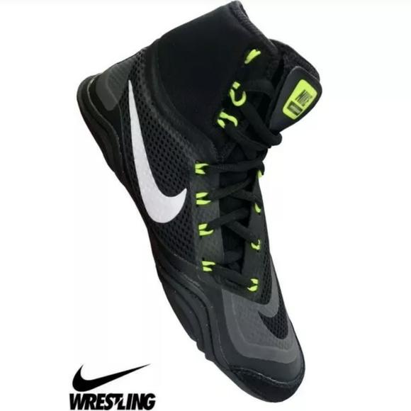 Mismo explotar Concesión  Nike Shoes | Nike Hypersweep Mma Wrestling Shoes Mens Size 1 | Poshmark
